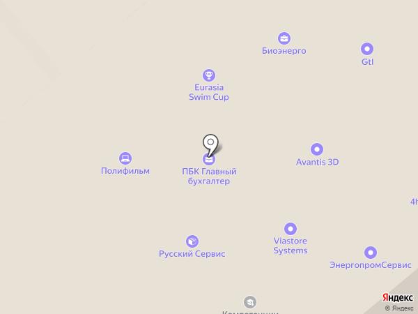 Shegga на карте Москвы