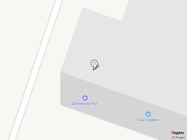 RAY5 на карте Подольска