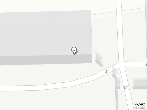Клен-Юг на карте Москвы