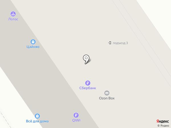 Guahoo на карте Москвы