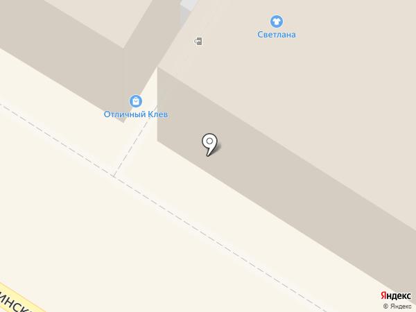 XL-эконом на карте Москвы