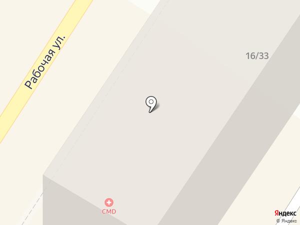 Баурсак на карте Подольска