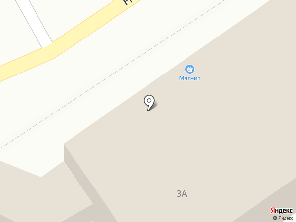 Очаг на карте Щербинки
