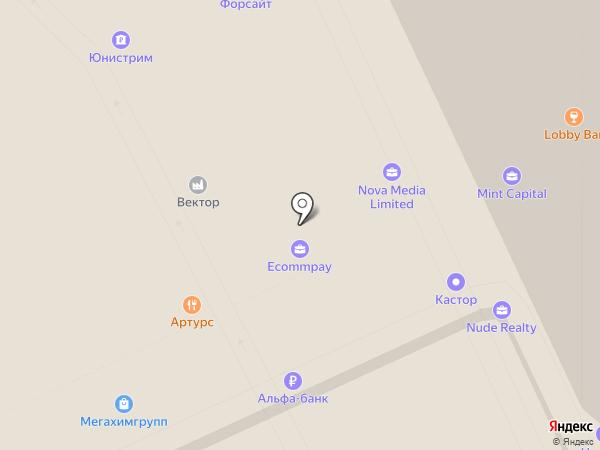 ТЯЖМАШ на карте Москвы