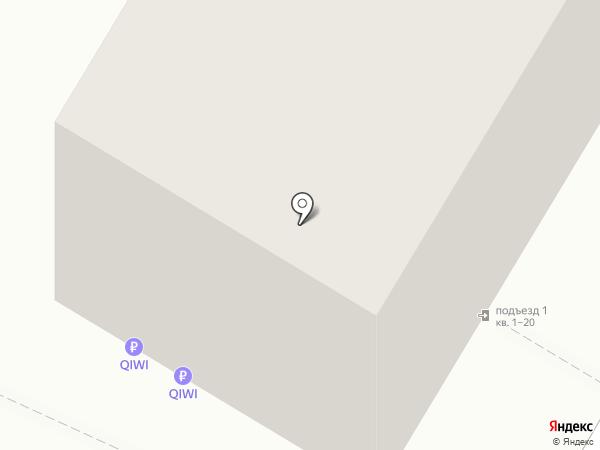Парикмахерская на карте Москвы