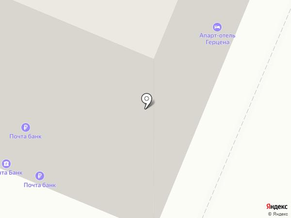 LBClub на карте Москвы