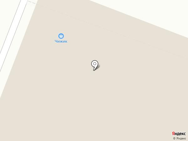 Магазин крепежных изделий на карте Подольска