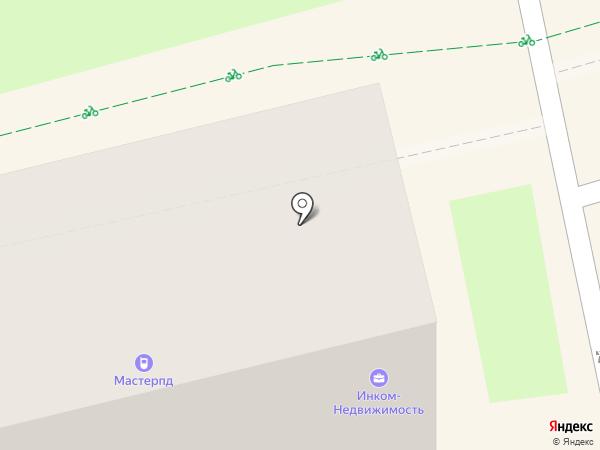 Мaster-pd на карте Подольска