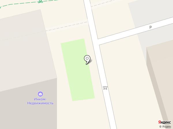 ИНКОМ-Недвижимость на карте Подольска