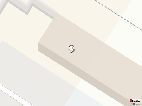 Магазин косметики и бытовой химии на карте Москвы