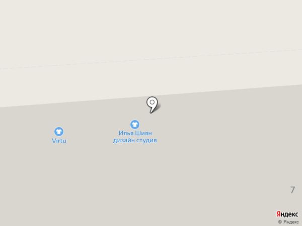 Tarik Ediz на карте Москвы