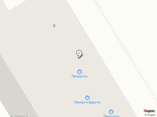 Глобус-МН на карте Москвы