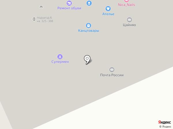 Qiwi на карте Москвы