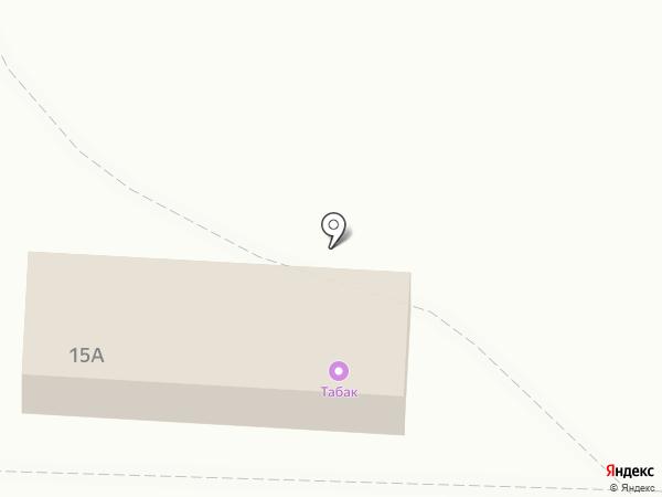 Магазин табачных изделий на карте Подольска