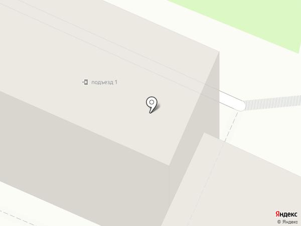 ДизайнМастер на карте Москвы