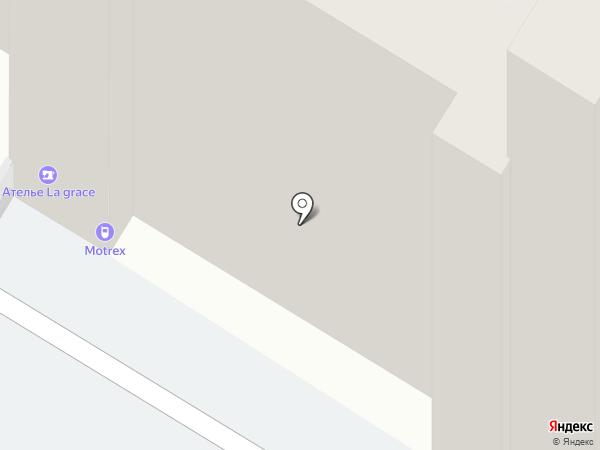 Вип и К на карте Москвы