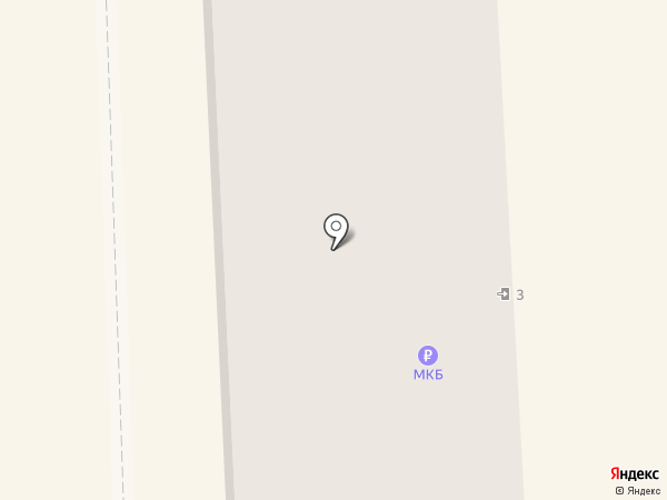 KDL на карте Подольска