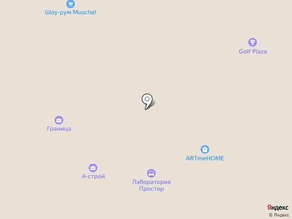 Юнит-Мед на карте Москвы