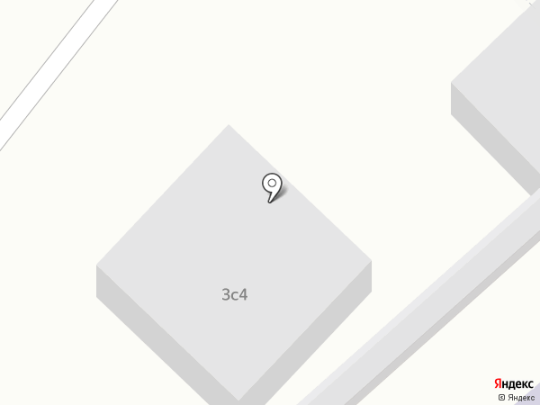 Беовульф на карте Москвы
