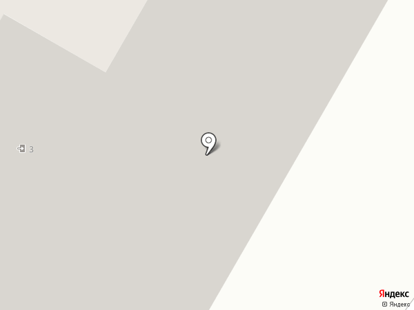 Аэродомина на карте Москвы