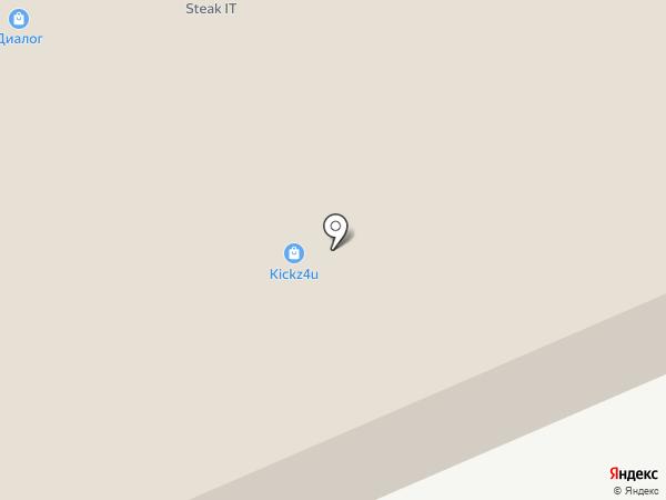 Tdinteres.ru на карте Москвы