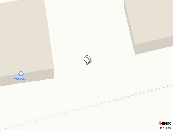 Магазин продуктов на карте Плеханово