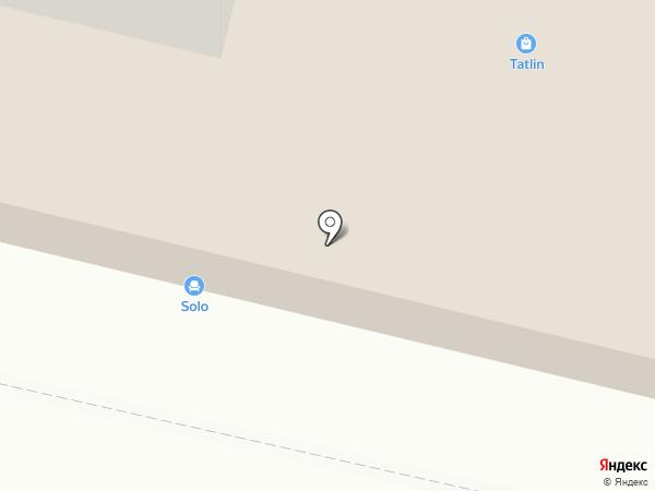 GreenVillage на карте Москвы