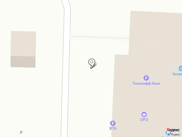 Cashpoint на карте Подольска