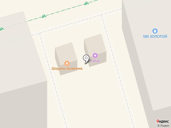 Экспресс-кофейня на карте Подольска
