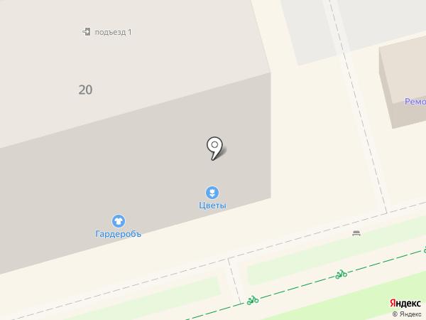 Lady`s secret на карте Подольска