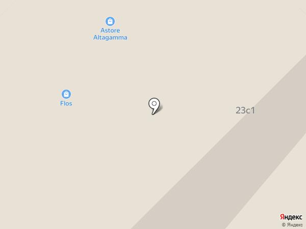 Coffeeport на карте Москвы