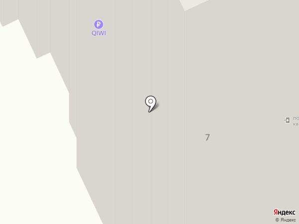 У Жанны на карте Подольска