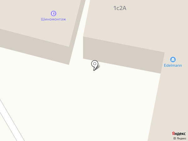 Магазин автозапчастей на карте Подольска