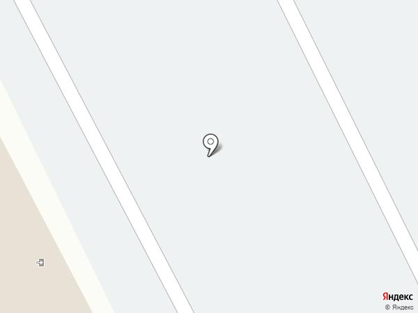 Авторусь на карте Подольска