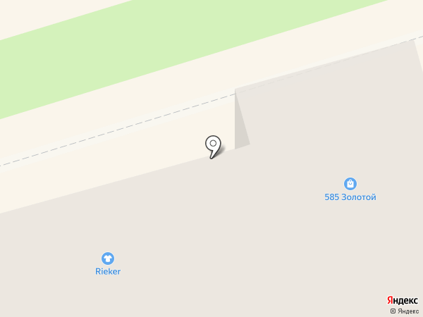 ПростоОбувь на карте Подольска