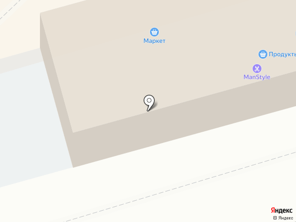Не детский на карте Подольска
