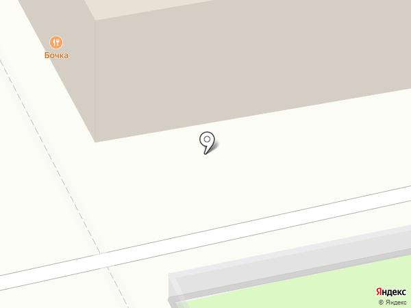 Пилот на карте Москвы
