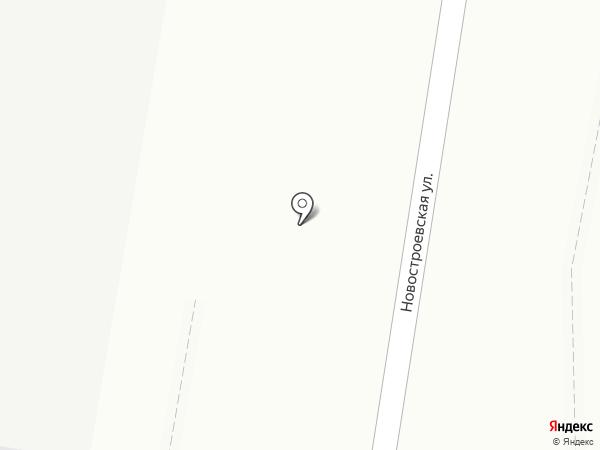 Белая камелия на карте Щербинки