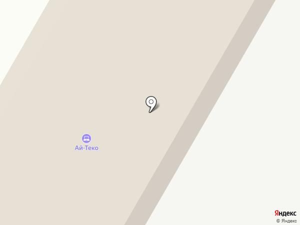 Ай-Теко на карте Москвы