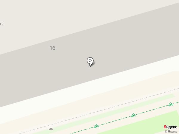 Studio-NP на карте Подольска