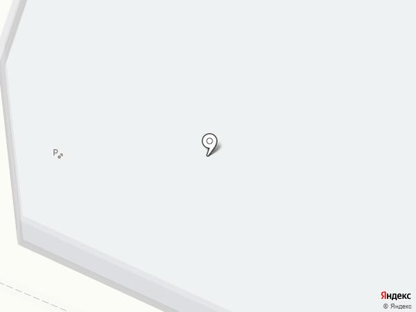 Автостоянка на карте Щербинки