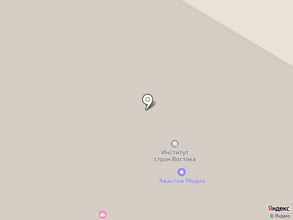 WEB-IC на карте Москвы