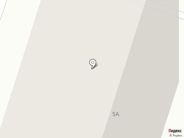 Мастерская на карте Подольска