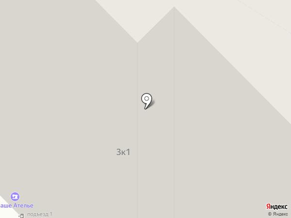 Имидж-студия на карте Подольска