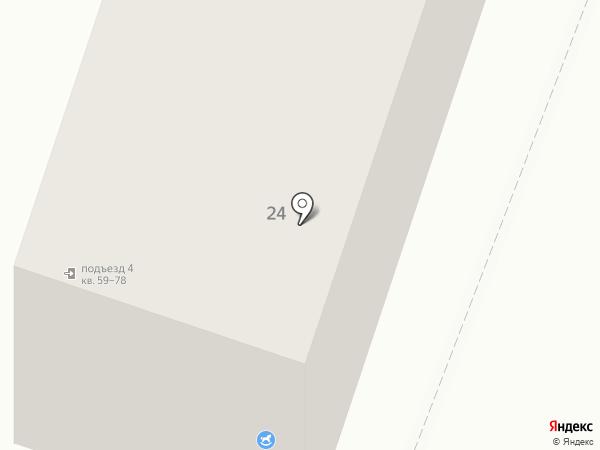 Детский рай на карте Подольска
