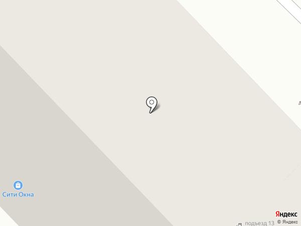 RuDIVE на карте Москвы