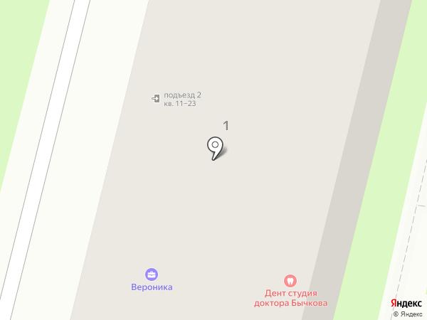 РЕИЗ на карте Подольска