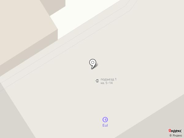 ГИПРОНИИАВИАПРОМ на карте Москвы