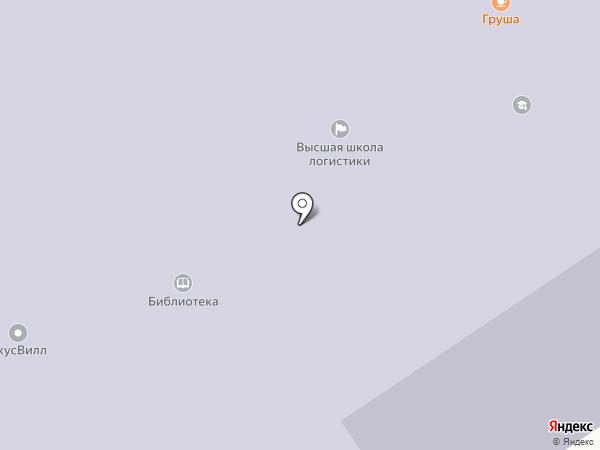 FlowersART.PRO на карте Москвы