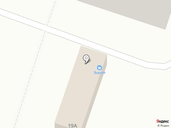 ТюльпАнна на карте Подольска